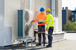 commercial ac services